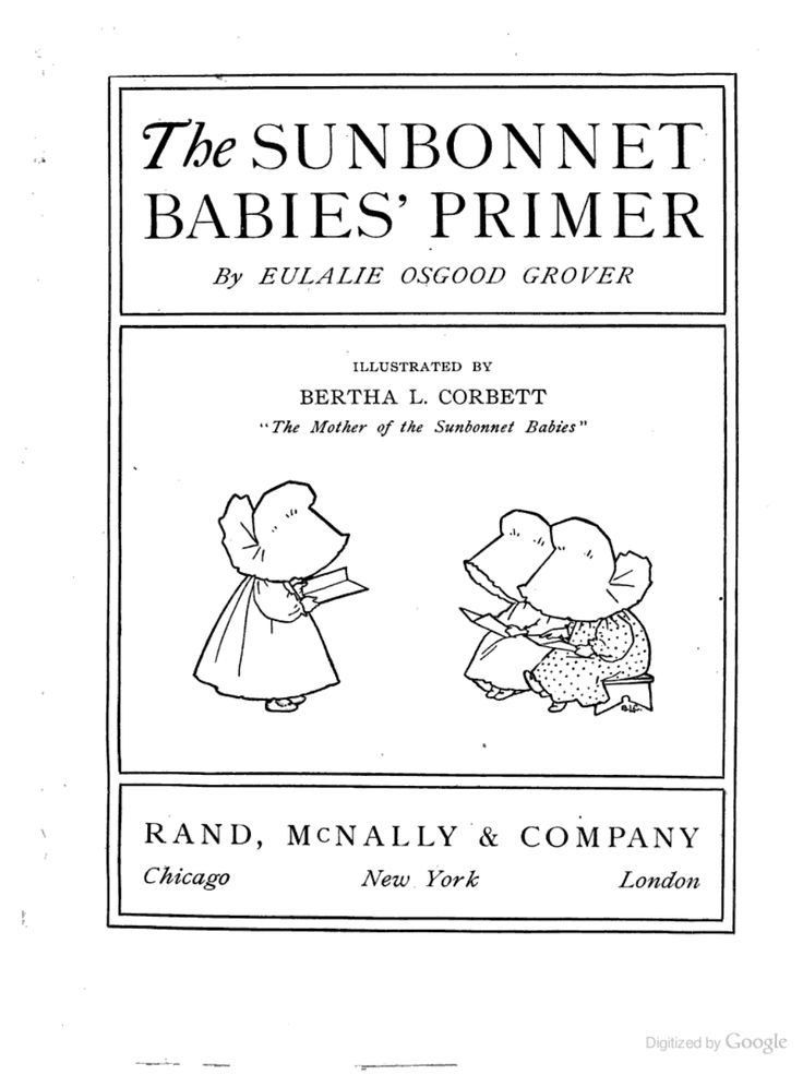 The babies' primer Language arts elementary
