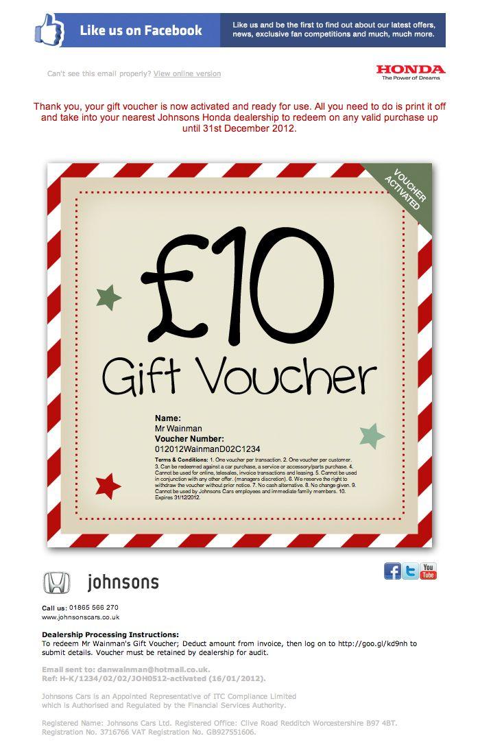 15 best Voucher images on Pinterest Gift cards, Gift voucher - fresh adams gift certificate template word