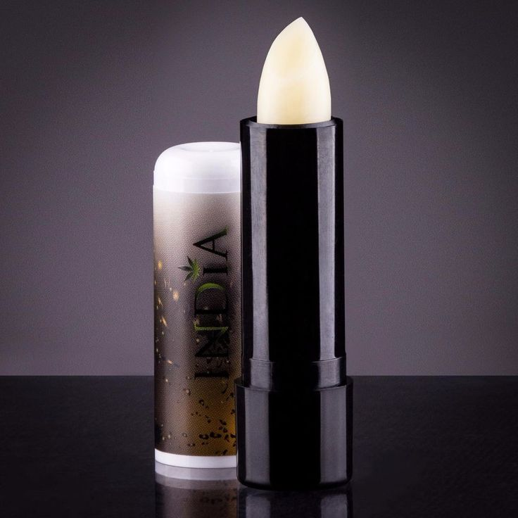LIP BALM WITH CANNABIS OIL INTENSIVE MOISTURIZING !!! INDIA COSMETIC  #INDIACOSMETIC
