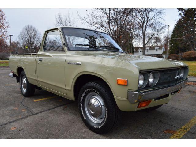 1973-DATSUN-620-For-Sale | '72-79 Datsun 620 Pickup ...