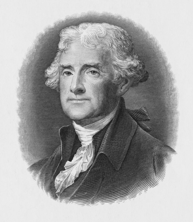 Served as the 3rd PresidentAffiliation:Democratic-Republican Party2015 Presidential Ranking:5Previous Positions:Member of Virginia House of Burgesses, Member of Continental Congress, Governor of Virginia, Member of Continental Congress, Minister to France, Secretary of State, Vice President (Photo by Kean Collection/Getty Images)  via @AOL_Lifestyle Read more…