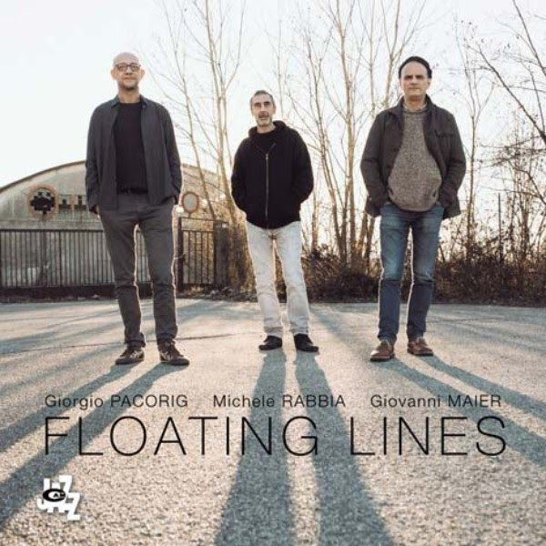 """NEW RELEASE  November 24 2017  Floating Lines  Giorgio Pacorig-Giovanni Maier-Michele Rabbia  Giorgio Pacorig  Fender Rhodes live electronics Giovanni Maier  double bass Michele Rabbia  drums percussion live electronics  """"These eleven tracks give off a sense of altitude and distance as if heard from a distance the phrases changing almost subliminally across the stereo picture. an exquisite combination of harmony and time."""" (Brian Morton)        Come visit CamJazz.com for Vinyls Box Sets CDs…"""
