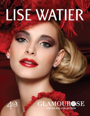 Lise Watier Glamourose Winter 2012 Collection | Beauty Crazed in Canada