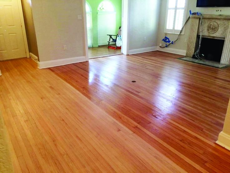 Small Cost Of Refinishing Wood Floors