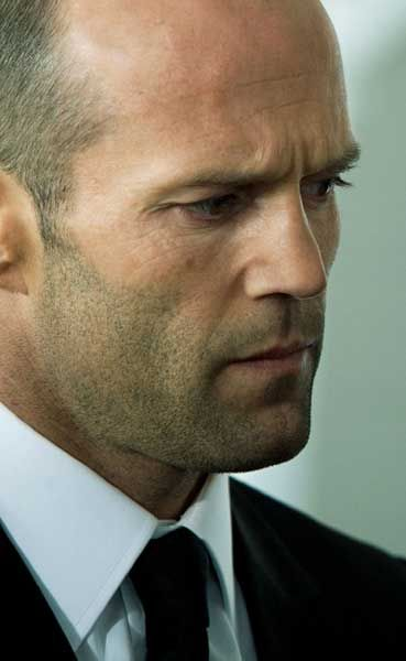Jason Statham - I adore the way he walks, amongst other attributes of his.