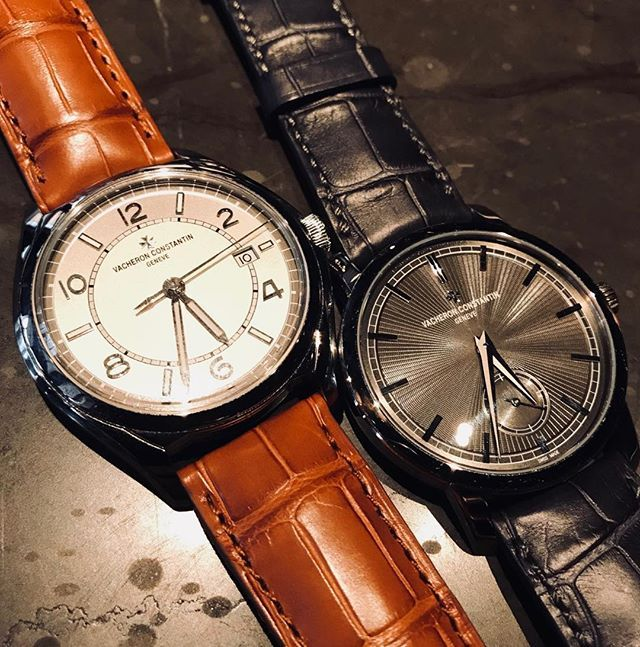 online store 8c90d b0672 今回のロンドン旅の時計は 昨年購入したヴァシュロン ...