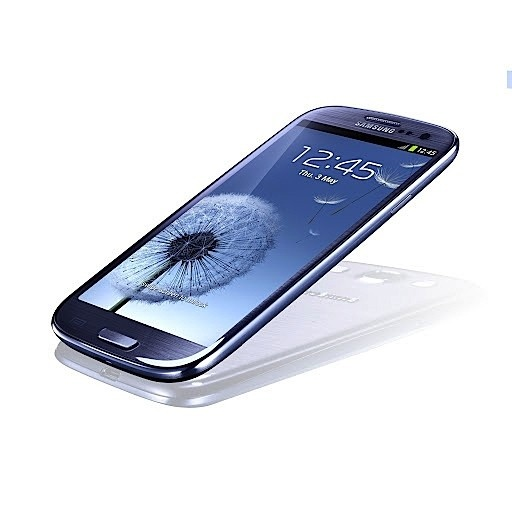 Samsung Galaxy S3  Anyone else used one? I used a friends and have to say I'm a fan