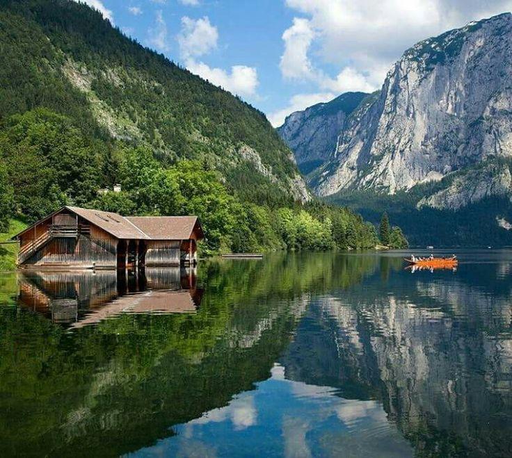 Lake Altaussee Austria 1001 Places To Visit Pinterest Austria And Lakes