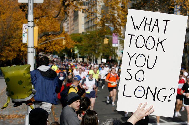 Las tortugas también corren la maratón de Nueva York
