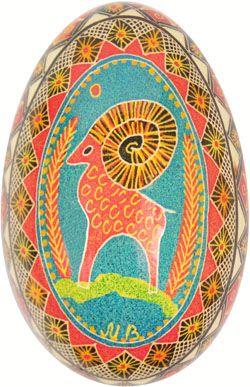 1579 best Goose egg Pysanky images on Pinterest | Ukrainian easter ...