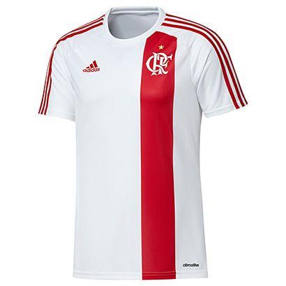 Acabei de visitar o produto Camisa Flamengo II 17/18 Réplica Adidas Masculina