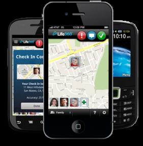 cell phone gps family locator