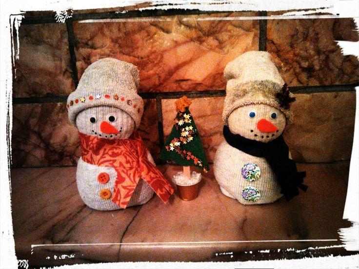 Snowmen...#let_it_snow