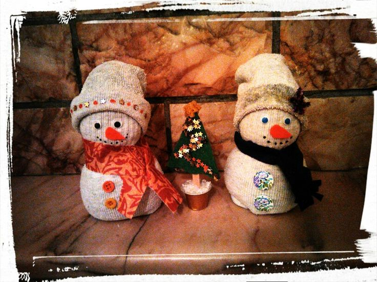 Snowmen...#let_it_snow