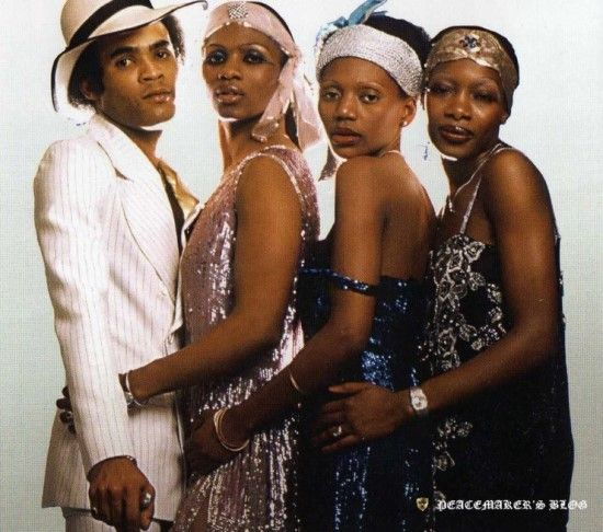 Boney M  - Boney M fans, you know who you are! ;)