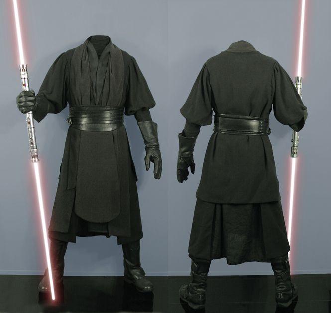 Sith/Darth Maul inspired clothing