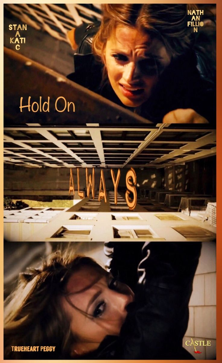 ALWAYS: Hold On, Kate.