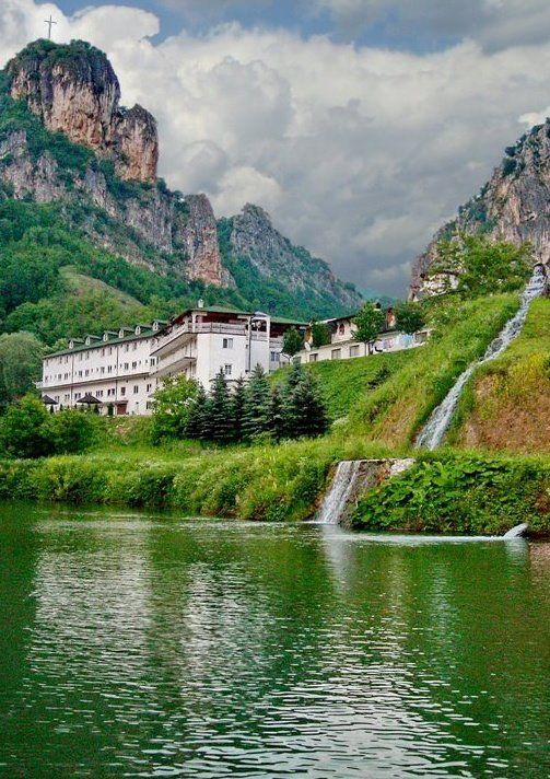 The most beautiful pictures of Serbia (21 photos) St. Nicholas Monastery (Soko)-Republic of Serbia