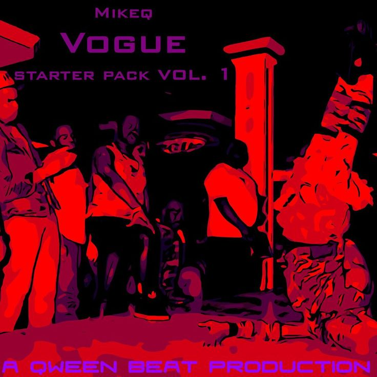 MikeQ - Vogue Starter Pack Vol. 1