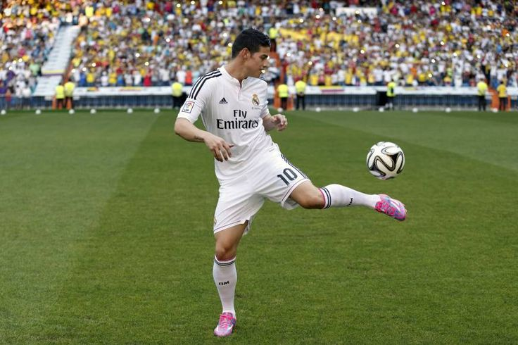 James: I came to Real Madrid to win trophies