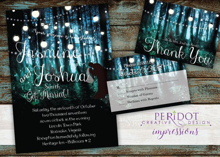 70 Best Wedding Invitations Images On Pinterest Thank You Cards
