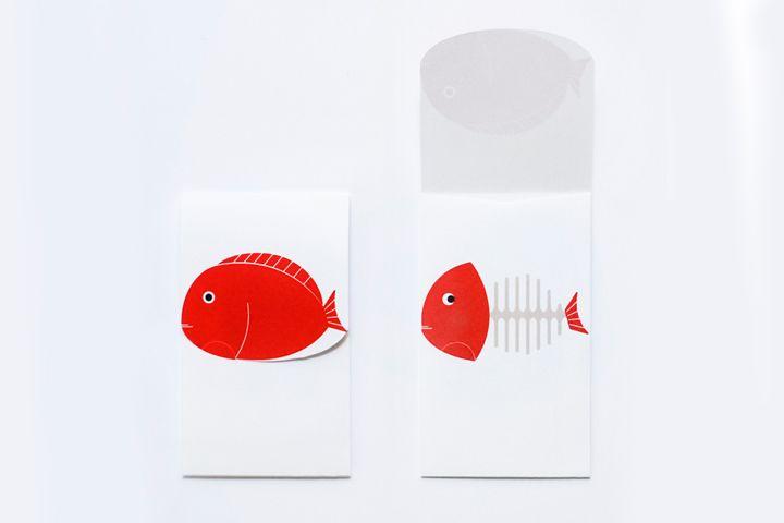 遊び心のあるプロダクトを多く制作する「D-BROS」から、ユニークなデザインの「ぽち袋」が発売。もらった人が思わずほっこりするような、温かいデザインが魅力のプロダクトをご紹介。