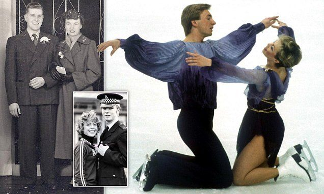 Jayne Torvill and Christopher Dean are part of the national fabric.  But as Dean reveals in their delightful new biography, the spur to his success was the collapse of a very different relationship.