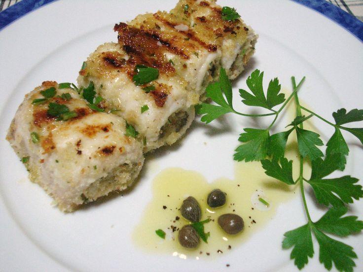 involtini di pesce spada (swordfish)..la Sicilia in tavola