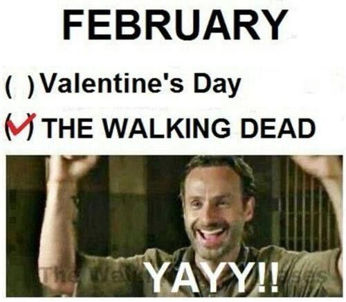 Großartig Bring It On Walking Dead!