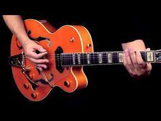 Learn To Play Rockabilly Guitar Lesson - YouTube