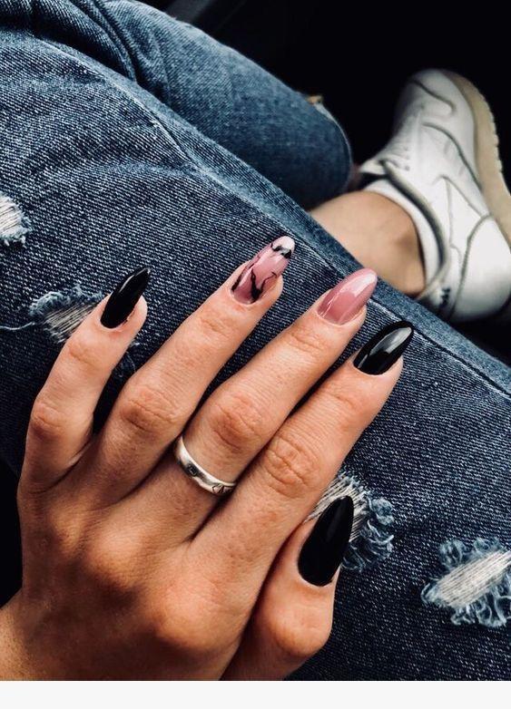 Gorgeous Nails Ideas 2018 #nailideasacrylic – Nail Designs