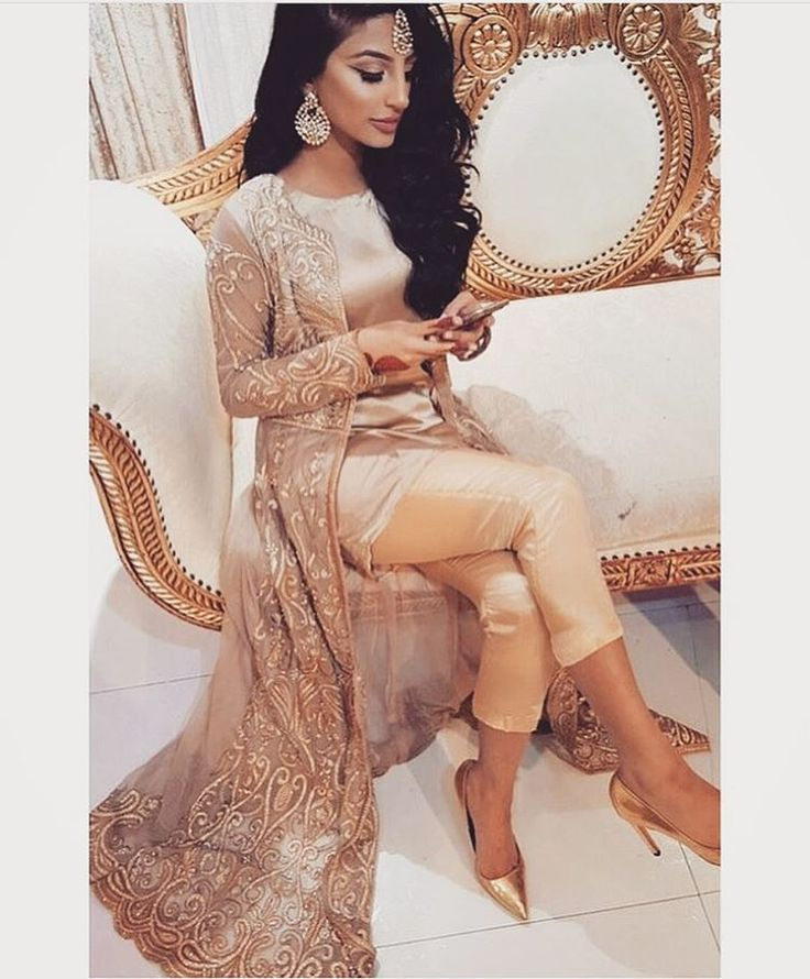 """5,929 Likes, 234 Comments - Desi Couture (@desi_couture) on Instagram: """"The Debutante by @MonishaJaising"""""""