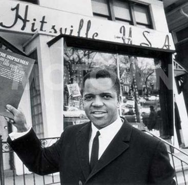 Berry Gordy - Motown's Hit-Making Songwriter - Motown Museum Home of Hitsville U.S.A.