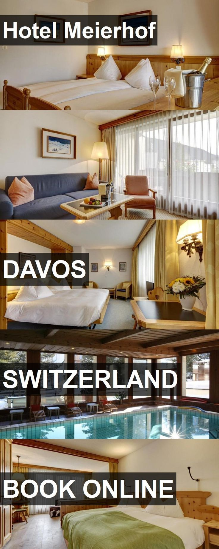 Hotel Hotel Meierhof in Davos, Switzerland. For more information, photos, reviews and best prices please follow the link. #Switzerland #Davos #HotelMeierhof #hotel #travel #vacation