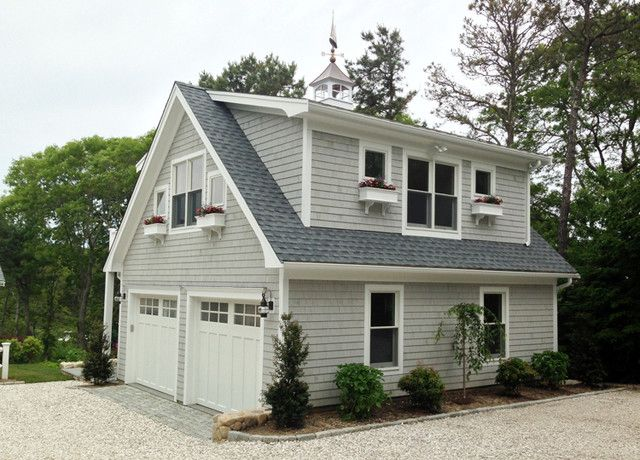 Image from for 4 car garage with loft apartment