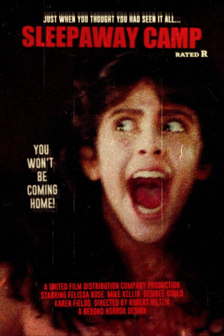Felissa Rose to Attend Special Screening of SLEEPAWAY CAMP in Hollywood - Shock Till You Drop