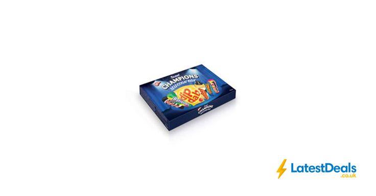 Sweet Champions Retro Selection Box 170g Free C&C, £1.50 at Wilko