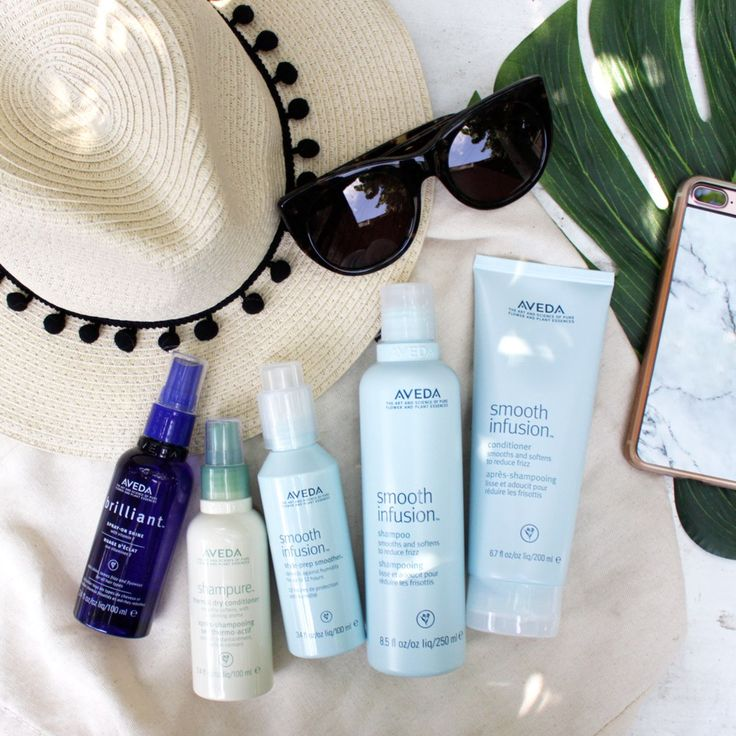 Aveda Giveaway - End of Summer Hair Rehab