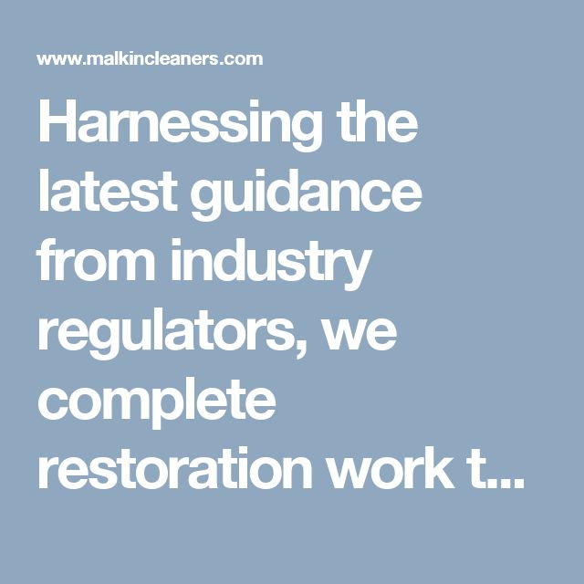 Harnessing the latest guidance from industry regulators, we complete restoration work to the highest of standards and offer fast, effective solutions to all water damage challenges. It's why we're considered one of the most foremost water damage restoration companies serving Surrey. Through swift removal work based around long-term strategies for protecting against water damage, our team at Malkin Cleaners continues to be the recognized local specialist.