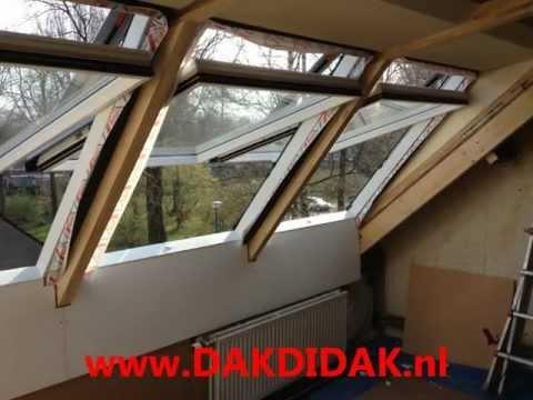 41 beste afbeeldingen over dakdidak video 39 s van zolder dakramen skylights dachfenster op. Black Bedroom Furniture Sets. Home Design Ideas