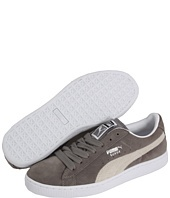 Pumas -- Love. Still my favorite style, but not in suede and loved the ones with colors on the sole.
