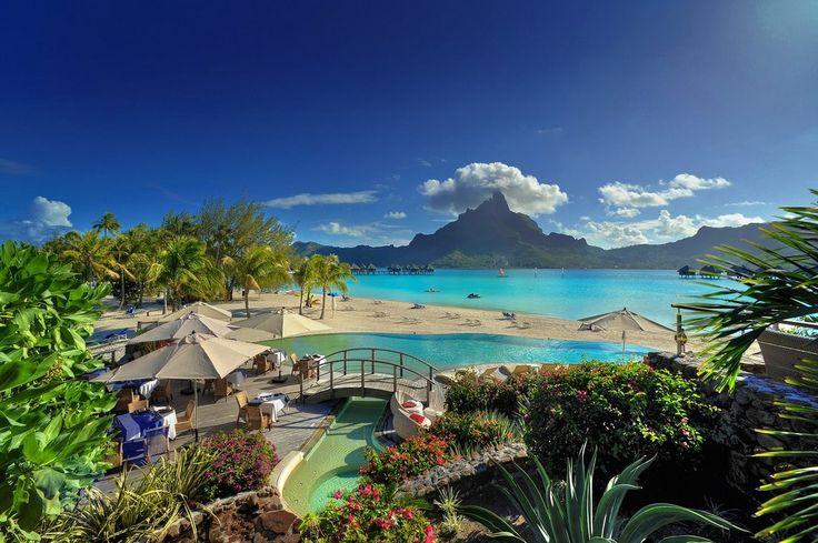 Le Méridien Bora Bora, Francia Polinézia