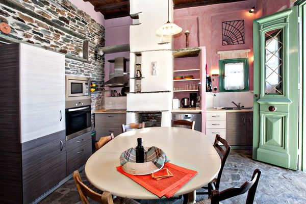 The #vacation houses of #Tinos Habitart, provide all the comforts of your own home!