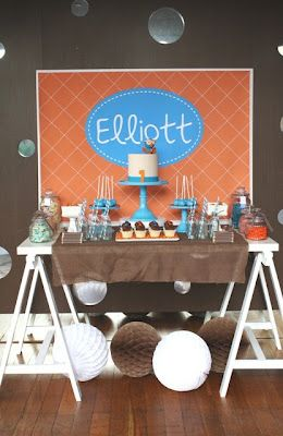 Couture Cupcakes & Cookies: Elliot's 'Hoot the Owl' Cake