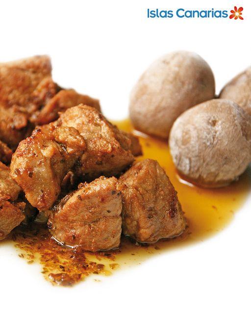 Carne de fiesta #Canarias
