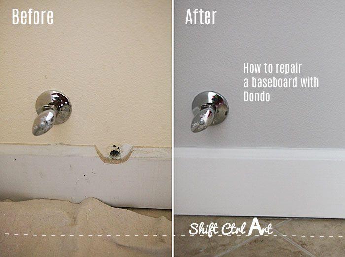 10 best Bondo images on Pinterest   Furniture repair, Furniture and ...