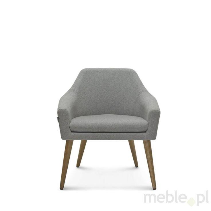 Fotel B-1234 DĄB, Fameg - Meble