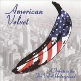 American Velvet, Vol. 1: A Tribute to the Velvet Underground [CD]