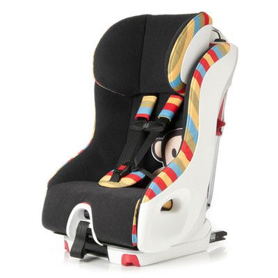 Ok - This is the coolest looking car seat I have ever seen - 'foonf - Paul Frank Julius Stripes' on SHOP.CA