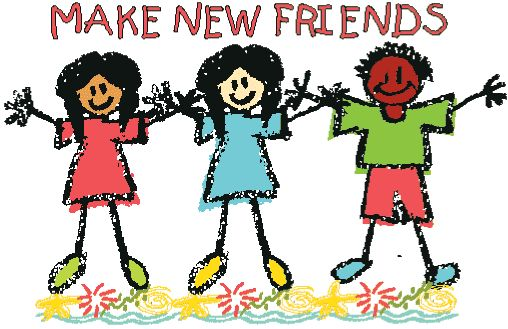 Make New Friends- different verses